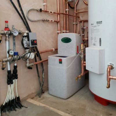 heating solution and installation