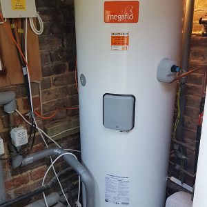 cylinder water heaters london