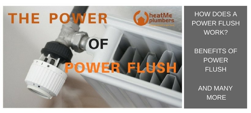 benefits of power flush