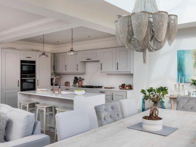 bespoke kitchen design , home improvement